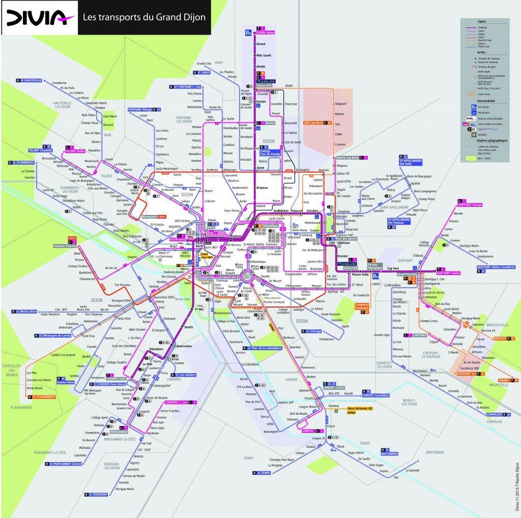 2012.05.29_Bus et Tram_Plan Schématique